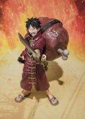 "Figuarts ZERO One Piece Film Z Battle Clothes Ver. ""Luffy - Chopper - Franky"" Set"