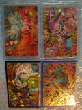Dragon Ball Heroes Galaxy Mission 8 - Set of 4 UR cards    HG8