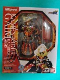 S.H.Figuarts Masked Rider Gaim Kachidoki Arms