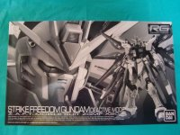 RG 1/144 Strike Freedom Gundam Deactive Mode 【Re-sale】