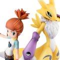 G.E.M.Series Digimon Tamers Renamon & Nanoka Rika 『October release』