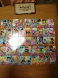 Dragon Ball Heroes Galaxy Mission 7 - Full Set of 45 cards (R & N) HG7