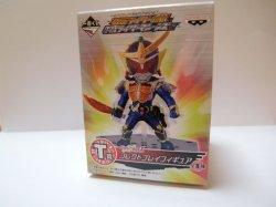 Photo1: Banpresto Ichiban Kuji Masked Rider Gaim Collect Play Figure Kamen Rider Ryuki