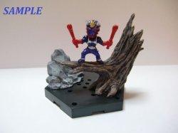 Photo5: Banpresto Ichiban Kuji Masked Rider Gaim Collect Play Figure Kamen Rider Hibiki