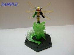 Photo5: Banpresto Ichiban Kuji Masked Rider Gaim Collect Play Figure Kamen Rider W