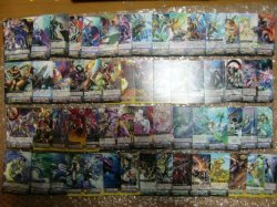 Photo1: Cardfight! Vanguard BT15 Full Set of Commun x4 (=240cards)