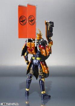 Photo5: Kamen Rider GAIM - S.H.Figuarts Kamen Rider GAIM Kachidoki Arms