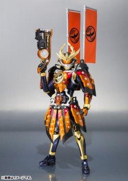 Photo4: Kamen Rider GAIM - S.H.Figuarts Kamen Rider GAIM Kachidoki Arms