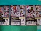 Other Photos1: Bandai Candy Toy - The Kamen Riders Gaim Kuuga Den-Oh Decade Ful Set