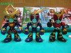 Other Photos2: Bandai Candy Toy - The Kamen Riders Gaim Kuuga Den-Oh Decade Ful Set