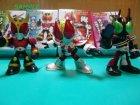 Other Photos3: Bandai Candy Toy - The Kamen Riders Gaim Kuuga Den-Oh Decade Ful Set
