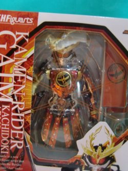 Photo2: Kamen Rider GAIM - S.H.Figuarts Kamen Rider GAIM Kachidoki Arms