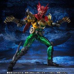 Photo2: S.I.C. Kamen Rider OOO Super Tatoba Combo 『April release』