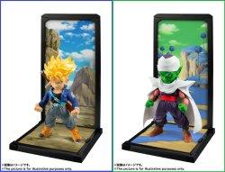 Photo5: TAMASHII BUDDIES Dragon Ball Z Son Goku Vegeta Trunks Piccolo Set