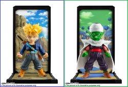 Photo3: TAMASHII BUDDIES Dragon Ball Z Son Goku Vegeta Trunks Piccolo Set