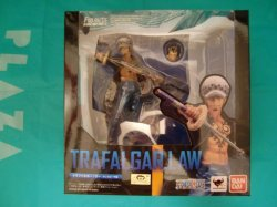 Photo1: Figuarts ZERO Trafalgar Law - Dressrosa Ver. -