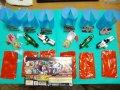 Kamen Rider Drive Gashapon Shift Car 08 Full Set