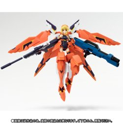 Photo2: Armor Girls Project Rafale Revive Custom II [Garden Curtain] × Charlotte Dunois