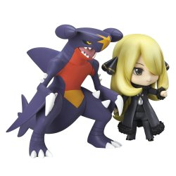 "Photo5: Pokemon Center Original - Nendoroid Shirona ""Cinthia"" 『July release』"