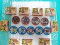 "Yokai Watch Gashapon Yokai Medal Zero Vol.4 Gashapon Limited ""9 Medals Set"""