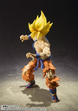 Photo2: S.H.Figuarts Super Saiyan Son Gokou Super Warrior Awakening Ver. 『November release』