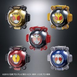 Photo3: Legend Rider Ghost Eyecon Set 『May 2016 release』