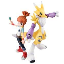 Photo2: G.E.M.Series Digimon Tamers Renamon & Nanoka Rika 『October release』