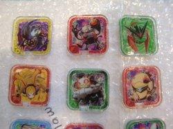 "Photo2: Digimon Universe Appli Monsters APPMON Chip Ver.1.0 GP ""Set of 9 Chips"" 『QR code REGISTERED』"