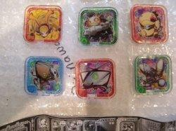 "Photo3: Digimon Universe Appli Monsters APPMON Chip Ver.1.0 GP ""Set of 9 Chips"" 『QR code REGISTERED』"