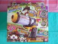 Treasure Gear 01 DX Yo-kai Magnum & DX Yo-kai Pod Start Kit