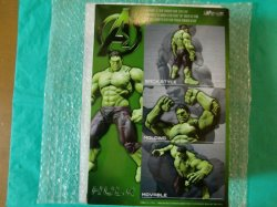 Photo2: Avengers : Age of Ultron - S.H.Figuarts Hulk