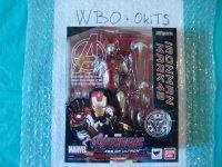 Avengers : Age of Ultron - S.H.Figuarts Iron Man Mark 43
