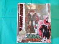 TIGER & BUNNY - S.H.Figuarts Barnaby Brooks Jr.