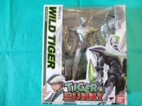 "TIGER & BUNNY - S.H.Figuarts Wild Tiger ""Opened Box"""