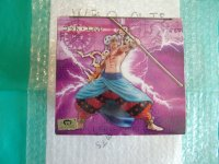 ONE PIECE Super Effect Figure Vol.2 GOD ENEL