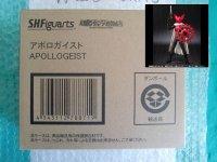 Kamen Rider X - S.H.Figuarts APOLLOGEIST