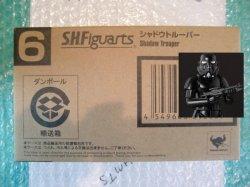 Photo1: STAR WARS - S.H.Figuarts Shadow Trooper 『TAMASHII NATION 2015』