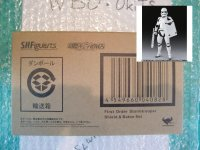 STAR WARS - S.H.Figuarts First Order Stormtrooper Shield & Baton Set