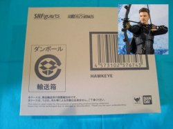 Photo1: S.H.Figuarts HAWKEYE (AVENGERS : End Game)