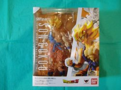 Photo1: DRAGON BALL Z - S.H.Figuarts Super Saiyan SON GOKOU Super Warrior Awakening Ver.