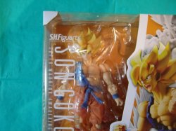 Photo2: DRAGON BALL Z - S.H.Figuarts Super Saiyan SON GOKOU Super Warrior Awakening Ver.