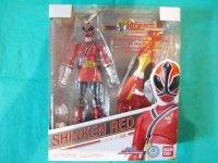 """Samurai Sentai Shinkenger - S.H.Figuarts Shinken Red (Shiba Kaoru Ver.) """"AEON Limited"""""""