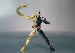 Photo4: S.H.Figuarts Kamen Rider W Luna Metal & Luna Joker Set