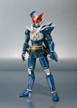 Photo1: S.H.Figuarts Kamen Rider NEW Den-O Strike Form (Trilogy Ver.)