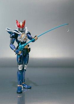 Photo4: S.H.Figuarts Kamen Rider NEW Den-O Strike Form (Trilogy Ver.)