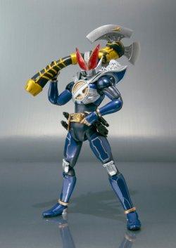 Photo3: S.H.Figuarts Kamen Rider NEW Den-O Strike Form (Trilogy Ver.)