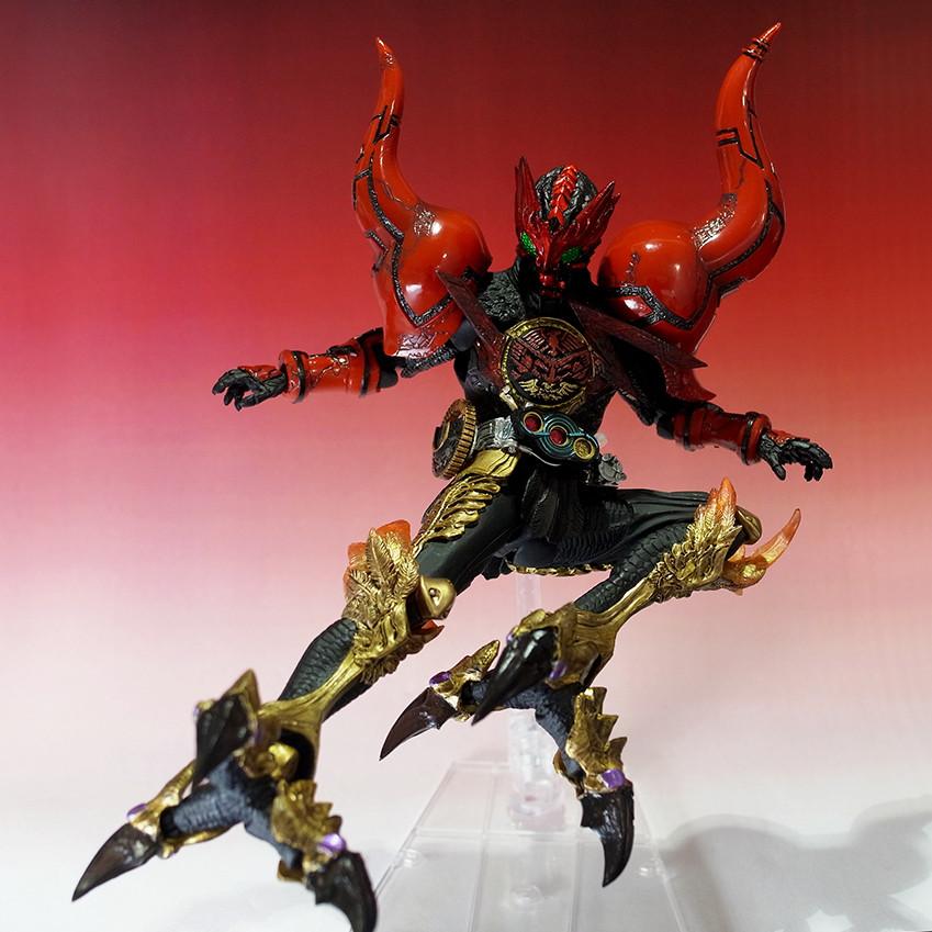 S I C  Kamen Rider OOO Tamashii Combo 『TAMASHII NATION 2014』