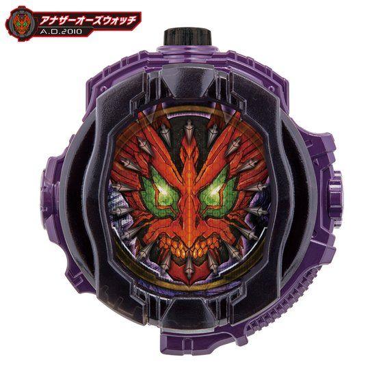 Kamen Rider ZI-O DX Another Watch Set Vol 2